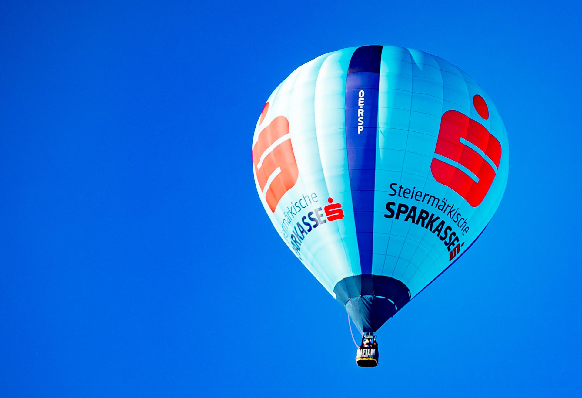 Innovation am Punkt Header Ballon